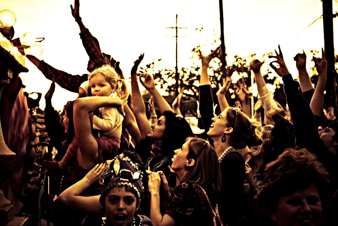Kevin Costner Crowds
