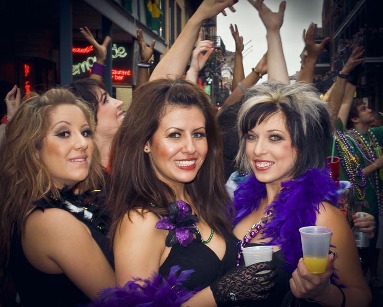 Bourbon Party Girls