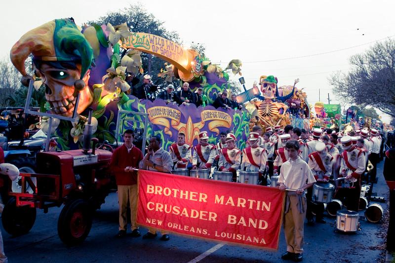 Pre-Parade
