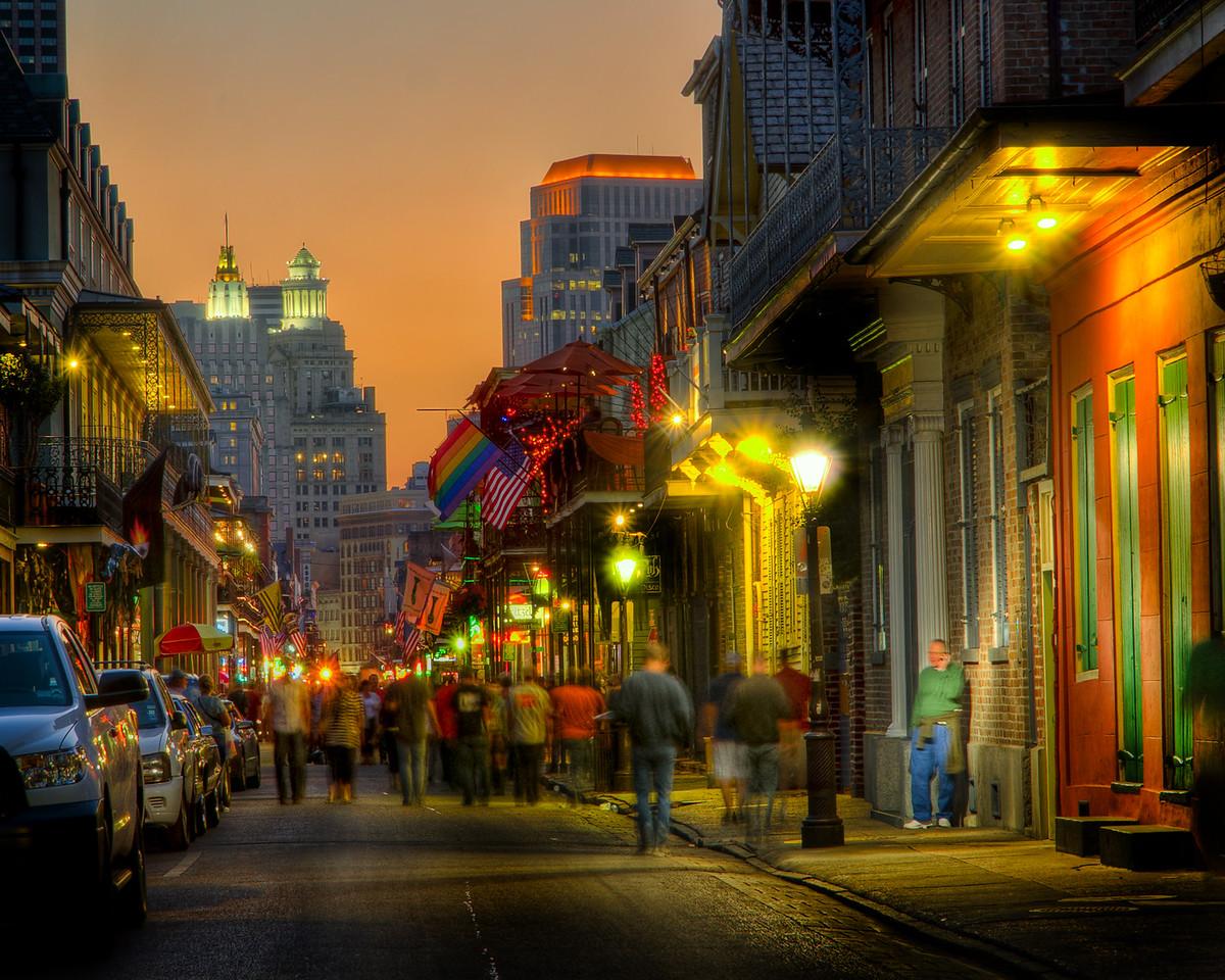New Orleans, November 2011.