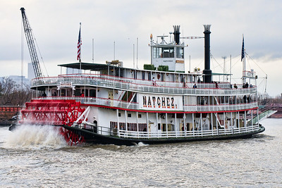 Natchez Stern Wheeler
