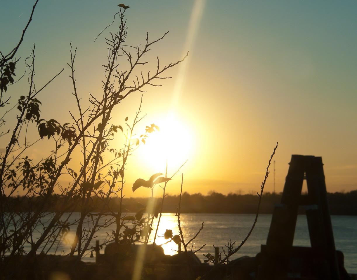 Mississippi Sunset