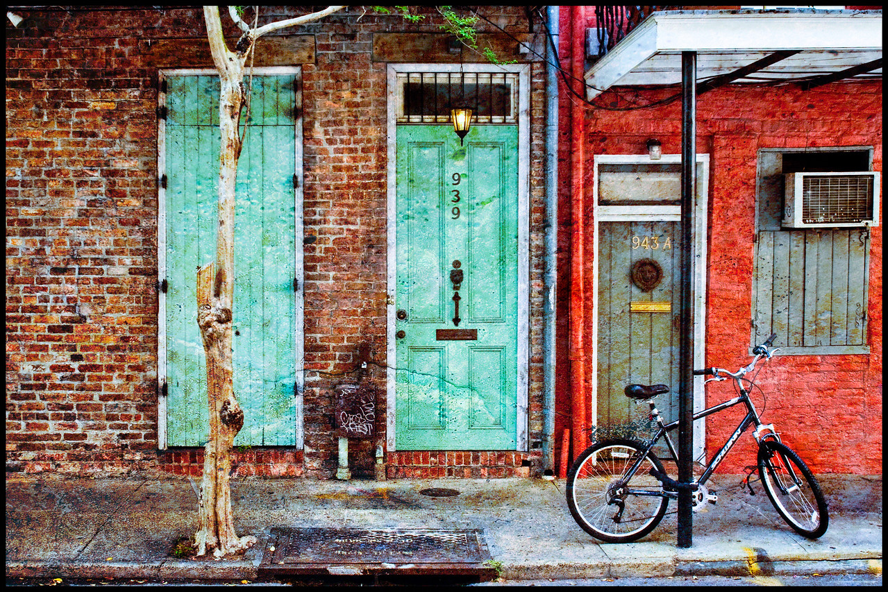 French Quarter Backstreets