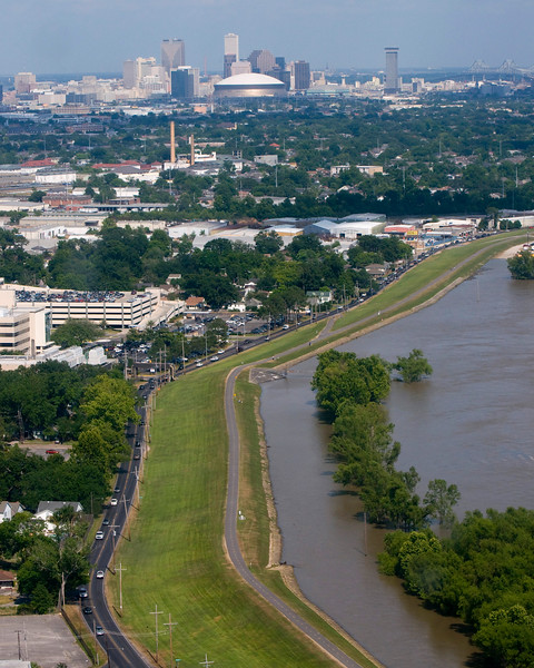 Mississippi River Flooding