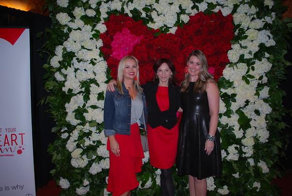 American Heart Association Go Red for Women 2.27.18