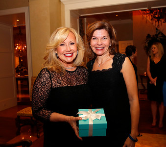 Heart Association Donor Party on January 26 2017.  Photos by Donn Jones Photography.