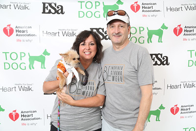 American Heart Walk Top Dog shoot on October 14, 2017. Photos by Donn Jones Photography