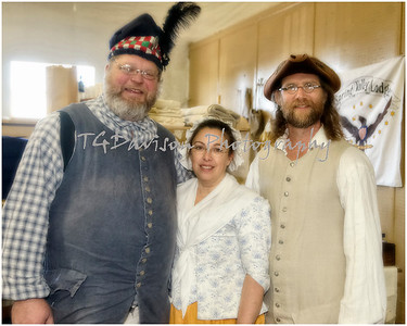 American Heritage Living History Events