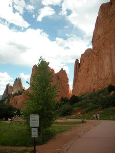 Garden of the Gods, Colorado Springs.