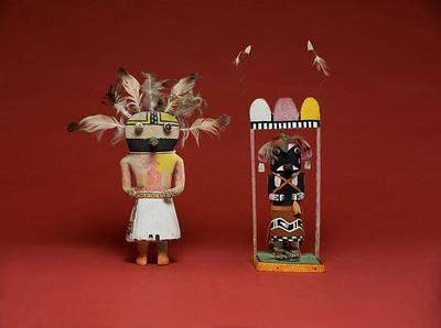 Katsina figures, Hopi