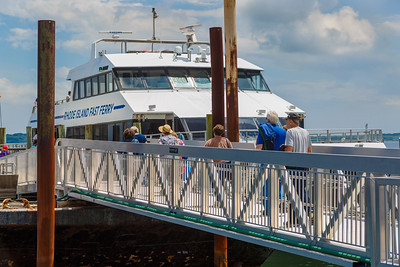Rhode Island Fast Ferry - Ava Pearl