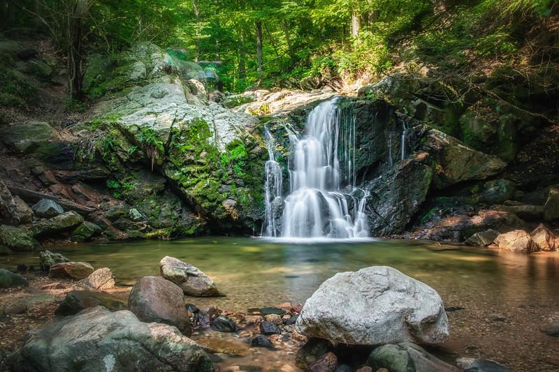 Cascade Falls, Patapsco Valley State Park