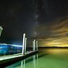 The Milky Way Over Fripp Island, South Carolina