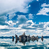 Mono Lake, Mono County, California, USA