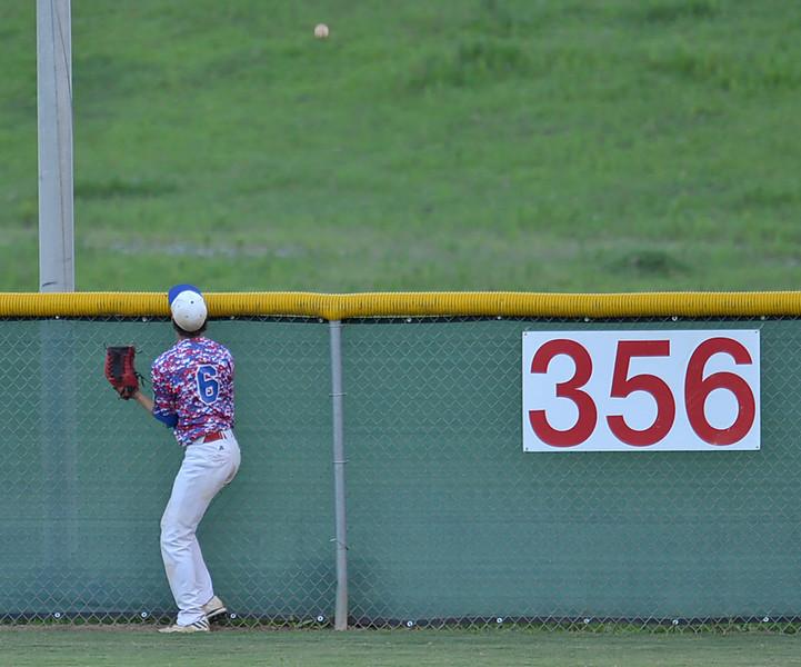 Inman Post 45 vs Greenville Post 3 Baseball