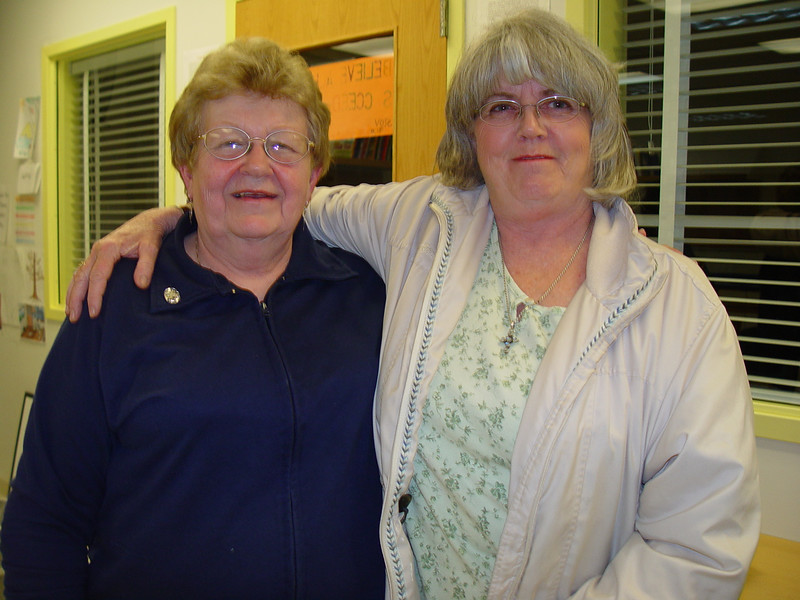 Welcome to our newest member, Coco, shown here with Post 200 Auxiliary President, Gladys Knowles.