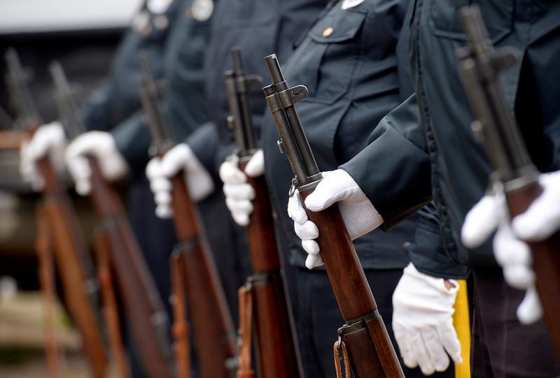 Post 32 Honor Guard