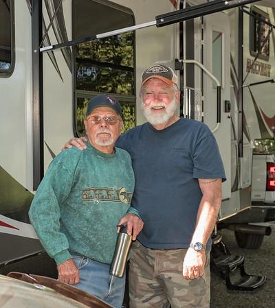American Legion Riders Camping 2018
