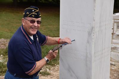 Commander Bob Cox