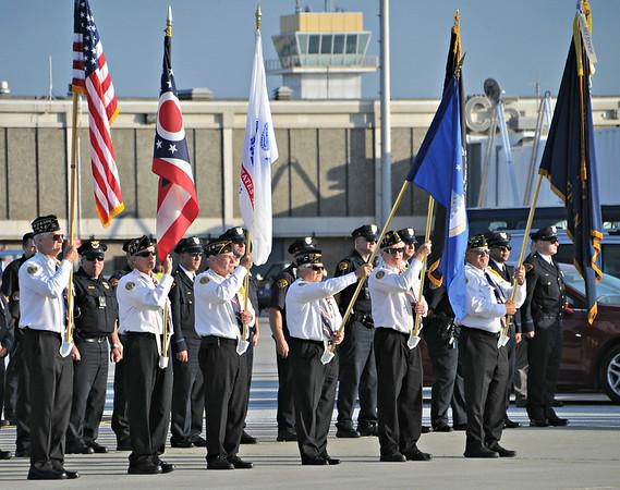 Individual Honor Guard Ceremonies