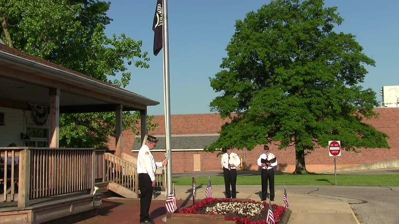 Video:  5 minutes ~~ Post 211 -- Memorial Day, Mon., May 28, 2018