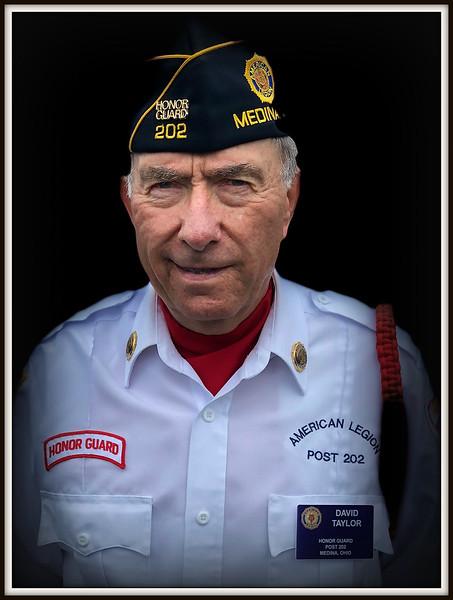 David W. Taylor, Post 202 Commander