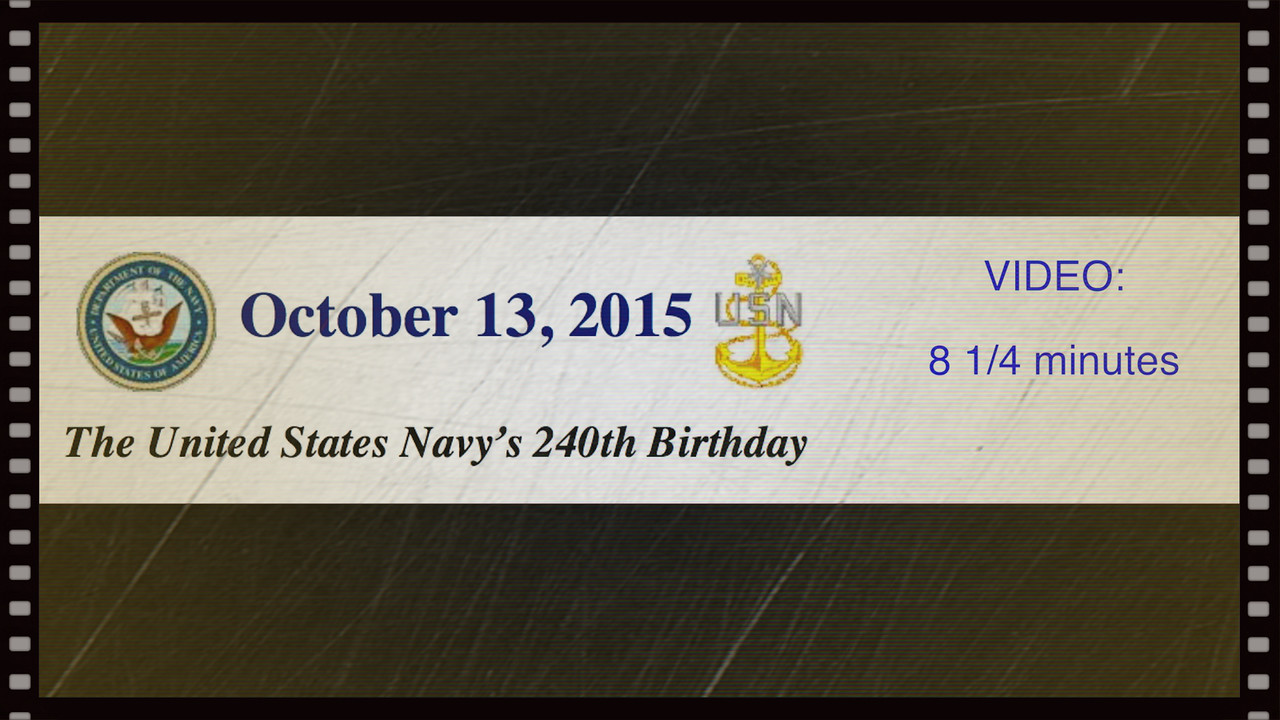 Navy's 240th Birthday - Post 211, Avon Lake, OH
