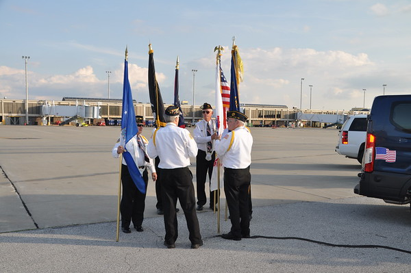 Staff Sergeant, 15th Army Air Forces, 449th Bomb Group, 716th Bomb Squadron. SSgt. McGraw was killed in action in World War II on February 28, 1945 off the coast of Italy, and is now ending a 72 year journey home.