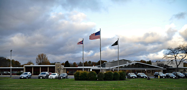 Learwood Middle School, Avon Lake, OH, Veterans Day Recognition, Nov. 10, 2017