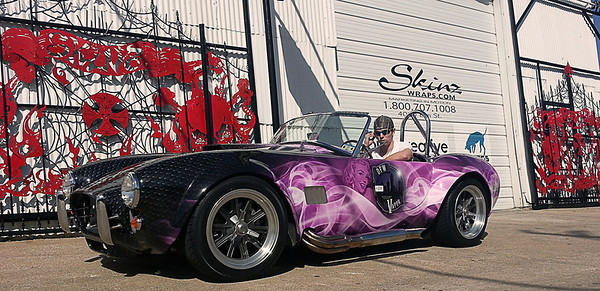 DFW Vapor Shelby Cobra
