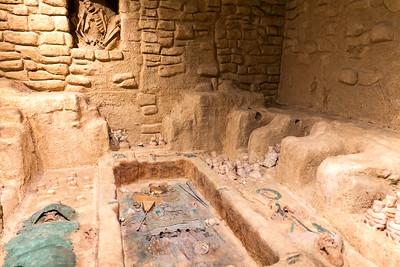 Sipān Tomb Excavation