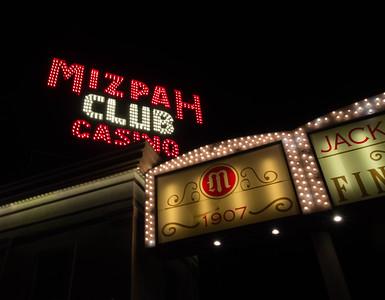 The Mizpah in Tonopah, Nevada