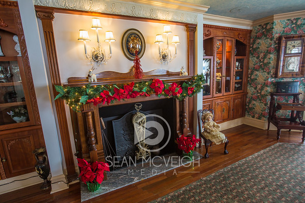 The Perfect Mantel
