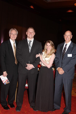 Ken Boyd, Nathan & Lauren Hogan, Mike Wallner (1)