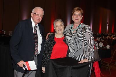 Bill & Joan Menenhall, Ruthie Graen