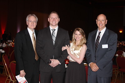 Ken Boyd, Nathan & Lauren Hogan, Mike Wallner