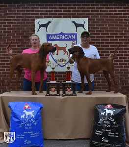 2018 American Redbone Days