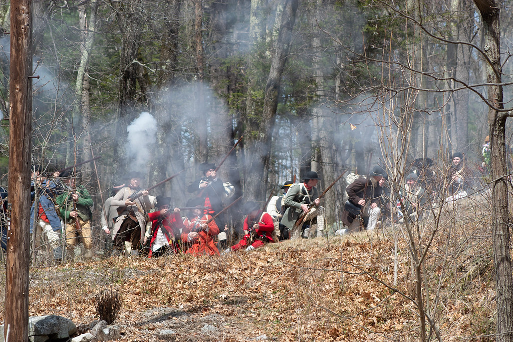 Lexington and Concord: Patriot's Day, Everyday