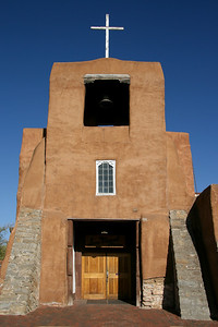San Miguel, the oldest church in the USA, built ca. 1610