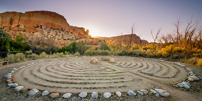 Ghost Ranch Meditation