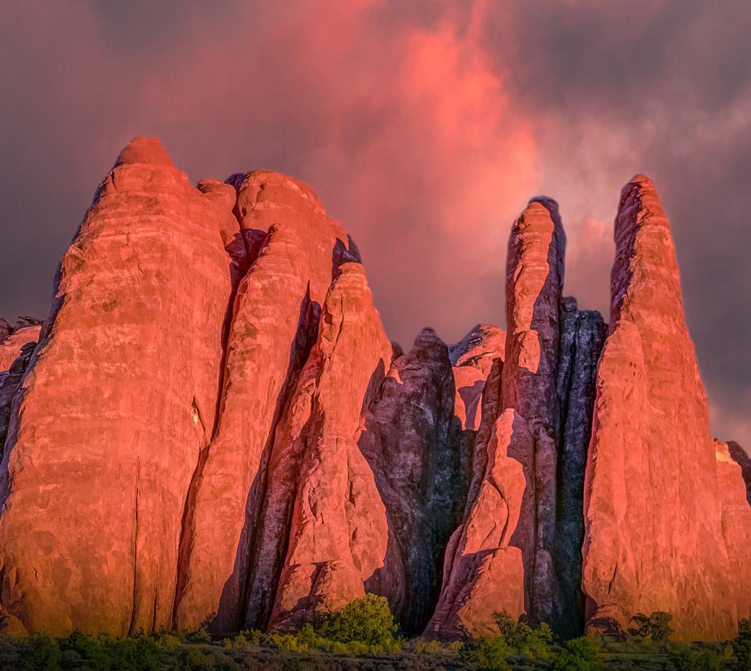 Rock Cluster