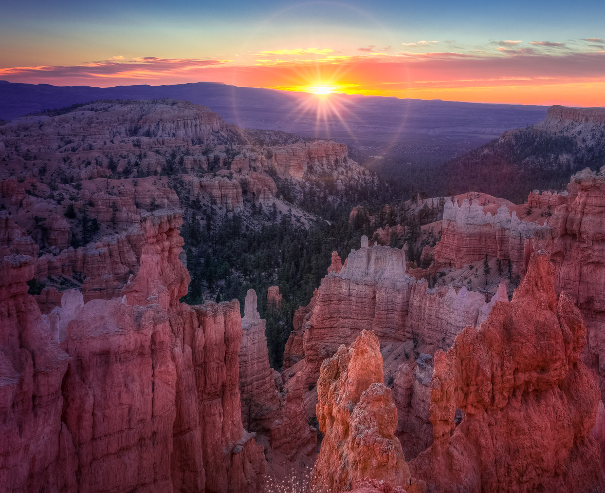 Bryce Canyon Sunset