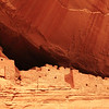 Cliff Dwelling at White House Ruins, Canyon de Chelly