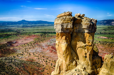 Chimney Rock, New Mexico