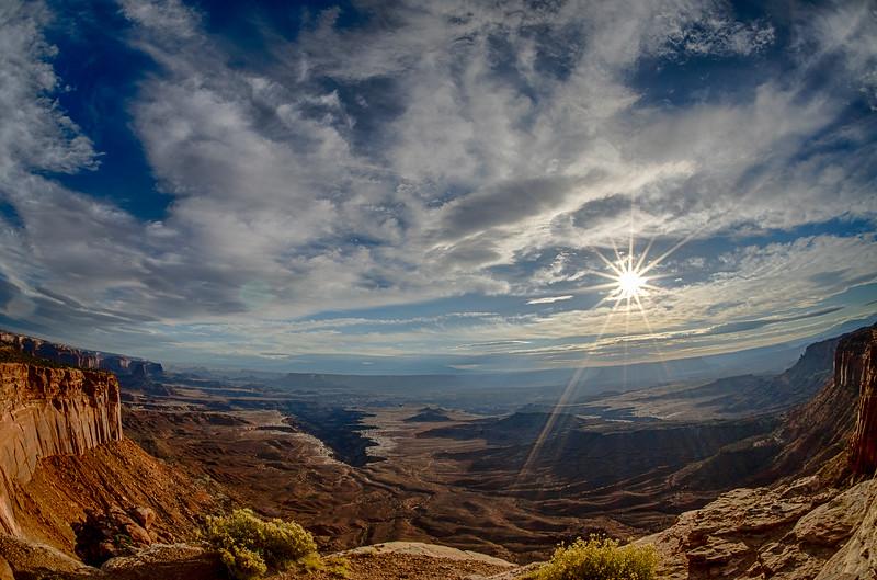 Buck Canyon Overlook, Canyonlands National Park