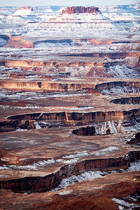 Winter in the Canyonlands