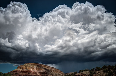 Storm Over The Jemez