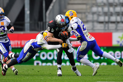 Raiders Tirol vs Graz Giants | 2013 | Daniel Good Fotografie