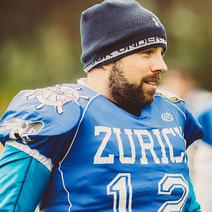 24.04.2016, American Football: Renegades vs Bern Grizzlies