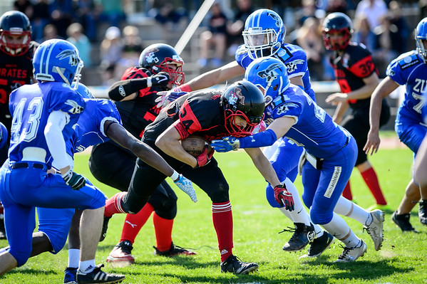Renegades Juniors @ Argovia Pirates | Sportfotografie Daniel Good